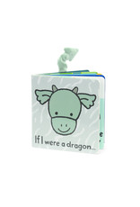 JellyCat London If I Were A Dragon Book