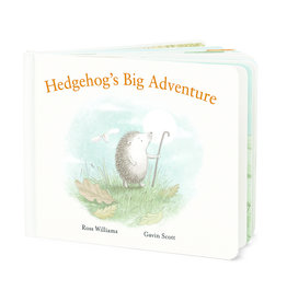 JellyCat London Hedgehog's Big Adventure