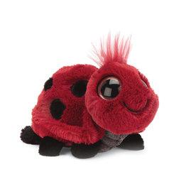 JellyCat London Frizzles Ladybug