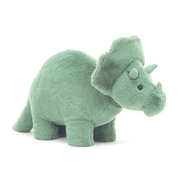 JellyCat London Fossilly Triceratops