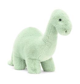 JellyCat London Fossilly Brontosaurus