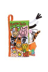 JellyCat London Farm Tails Activity Book