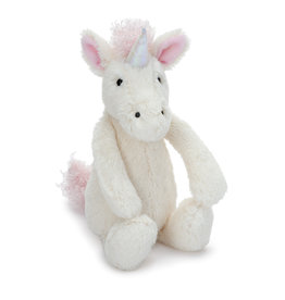 JellyCat London Bashful Unicorn - Small