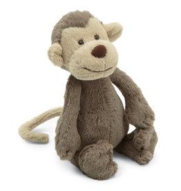 JellyCat London Bashful Monkey - Small