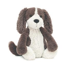 JellyCat London Bashful Fudge Puppy - Medium