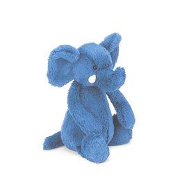 JellyCat London Bashful Blue Elephant - Med