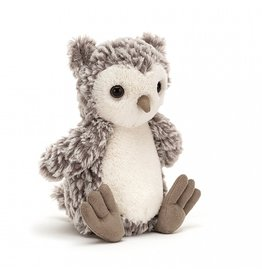 JellyCat London Barney Owl Chick