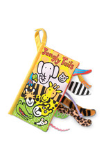 JellyCat London Jungly Tails Activity Book