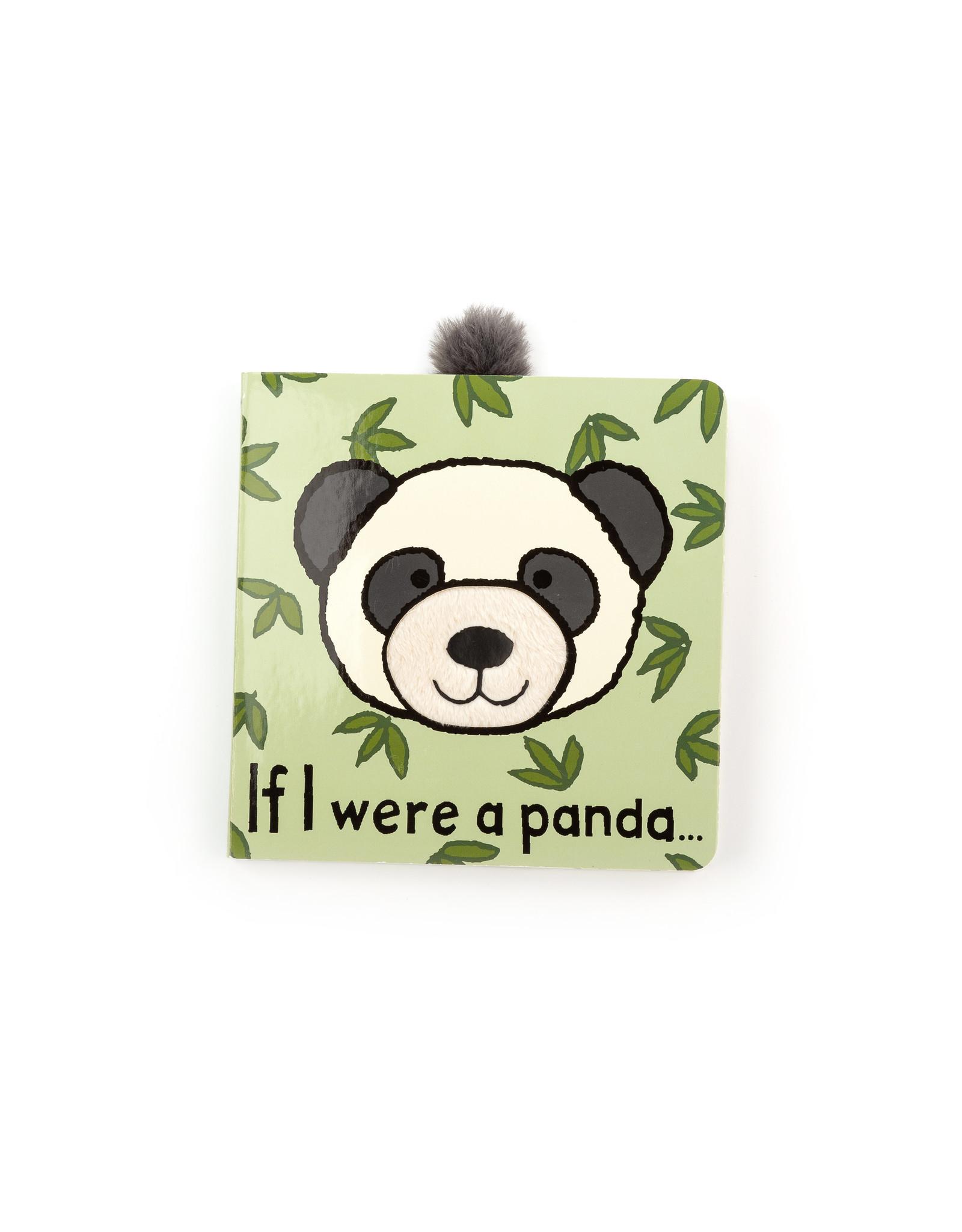 JellyCat London If I Were A Panda Book