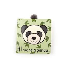 JellyCat London If I Were A Panda Book