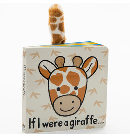 JellyCat London If I Were A Giraffe Book