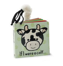 JellyCat London If I Were A Calf Book