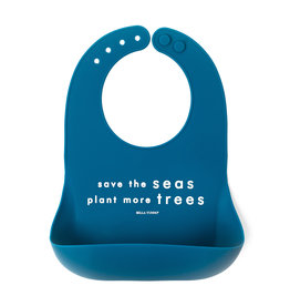 Bella Tunno Save The Seas Wonder Bib