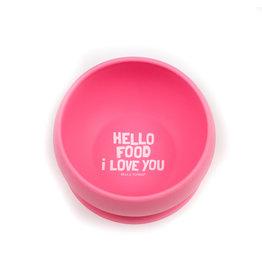 Bella Tunno Hello Food I Love You Bowl