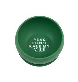 Bella Tunno Peas Don't Kale My Vibe Bowl
