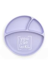 Bella Tunno You Go Girl Wonder Plate
