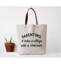 Fun Club Parenting Takes A Vineyard Bag