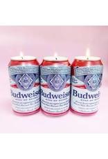 Fun Club Budweiser Candle