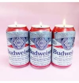 Fun Club Budweiser Candle