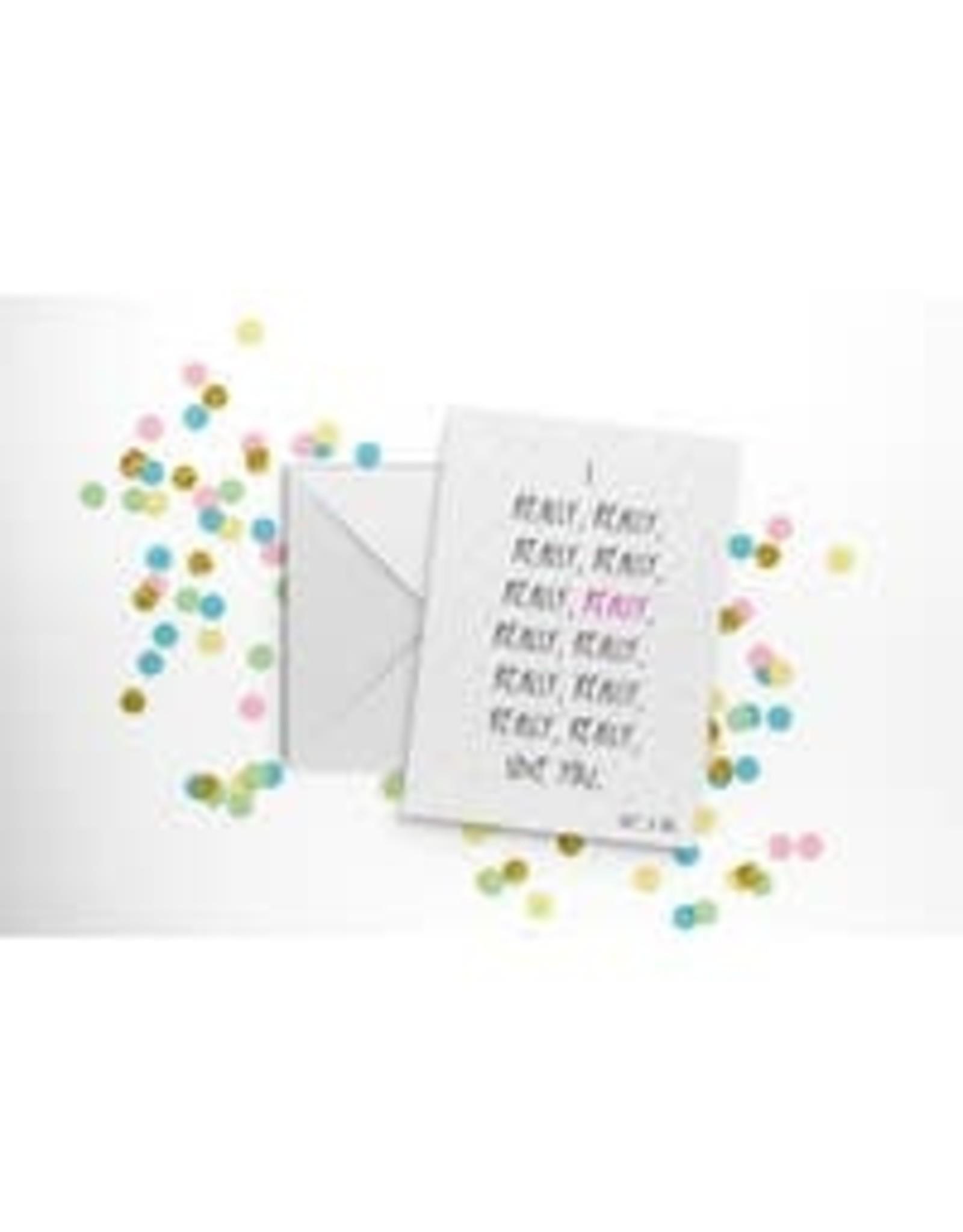 Fun Club I Really Love You Card