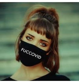 Fun Club Fuccovid Face Masks