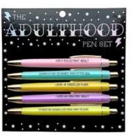 Fun Club Adulthood Pen Set