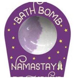 Namastay the F at Home Bath Bomb