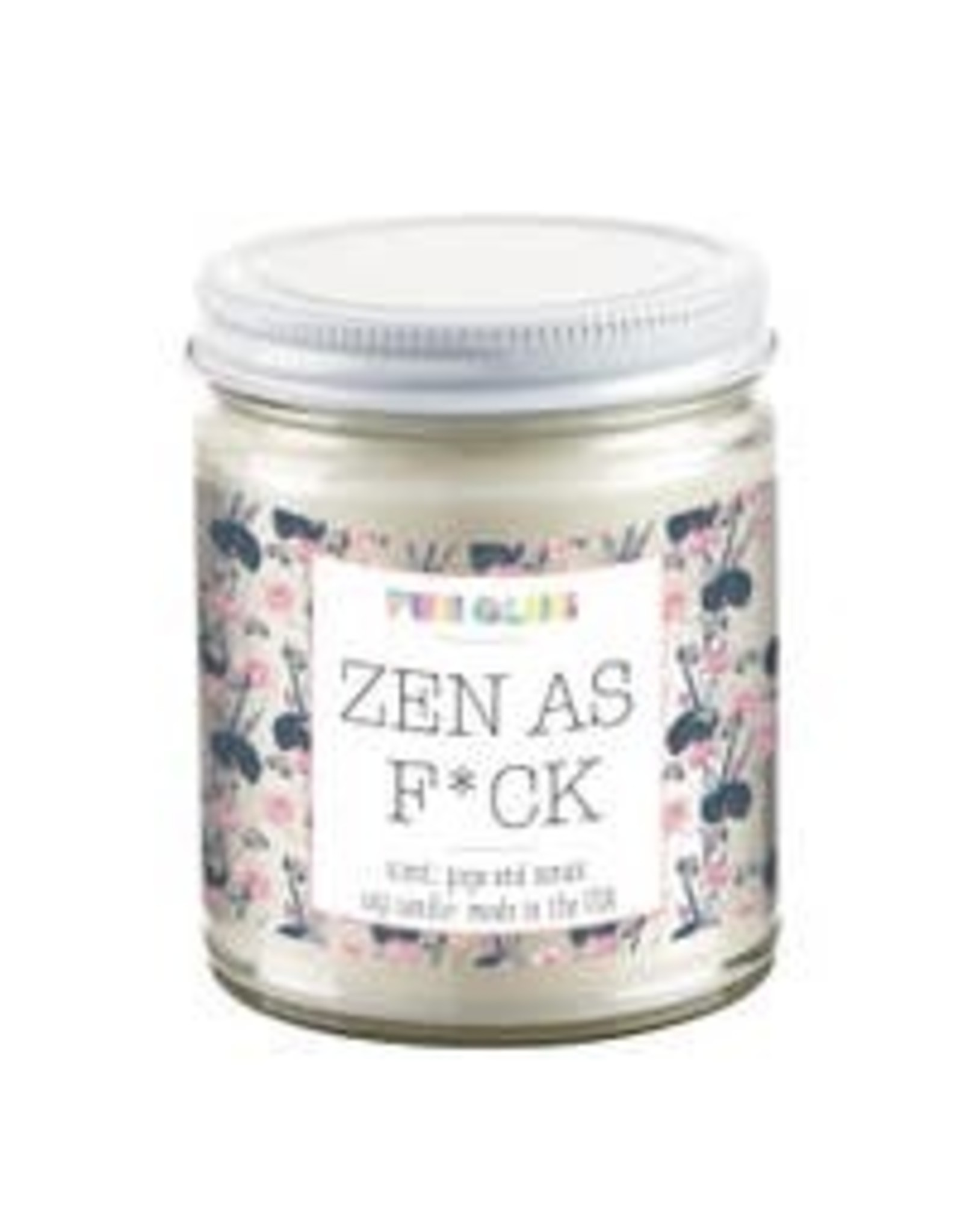 Zen As F*ck Candle