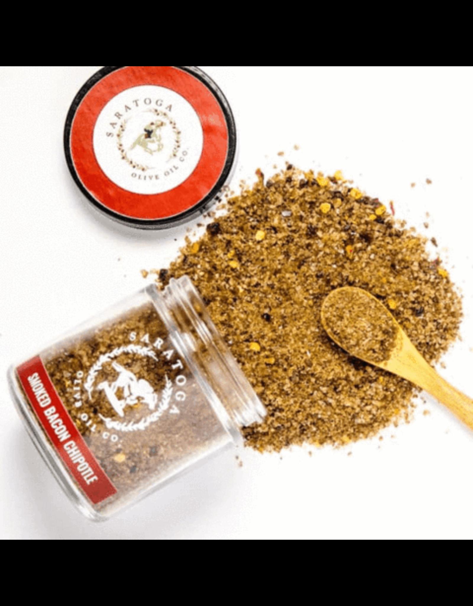 Saratoga Olive Oil Company Smoke Bacon Chipotle Salt