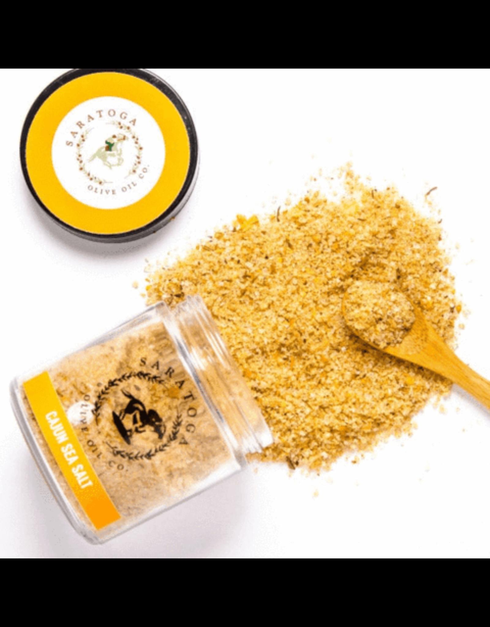 Saratoga Olive Oil Company Cajun Sea Salt
