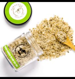 Saratoga Olive Oil Company French Garden Blend Sea Salt