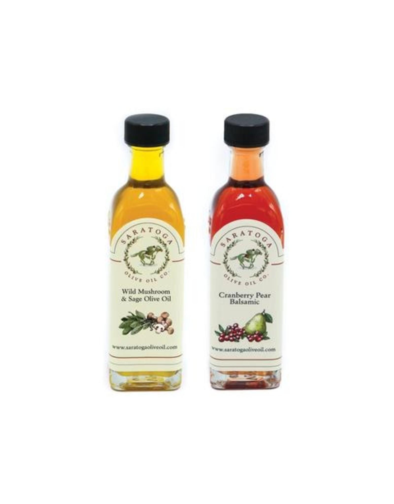 Saratoga Olive Oil Company Cranberry Pear Balsamic