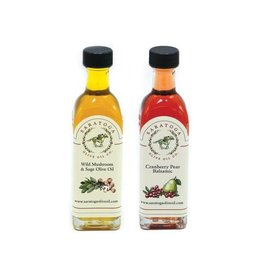 Saratoga Olive Oil Company Cranberry Pear Balsamic