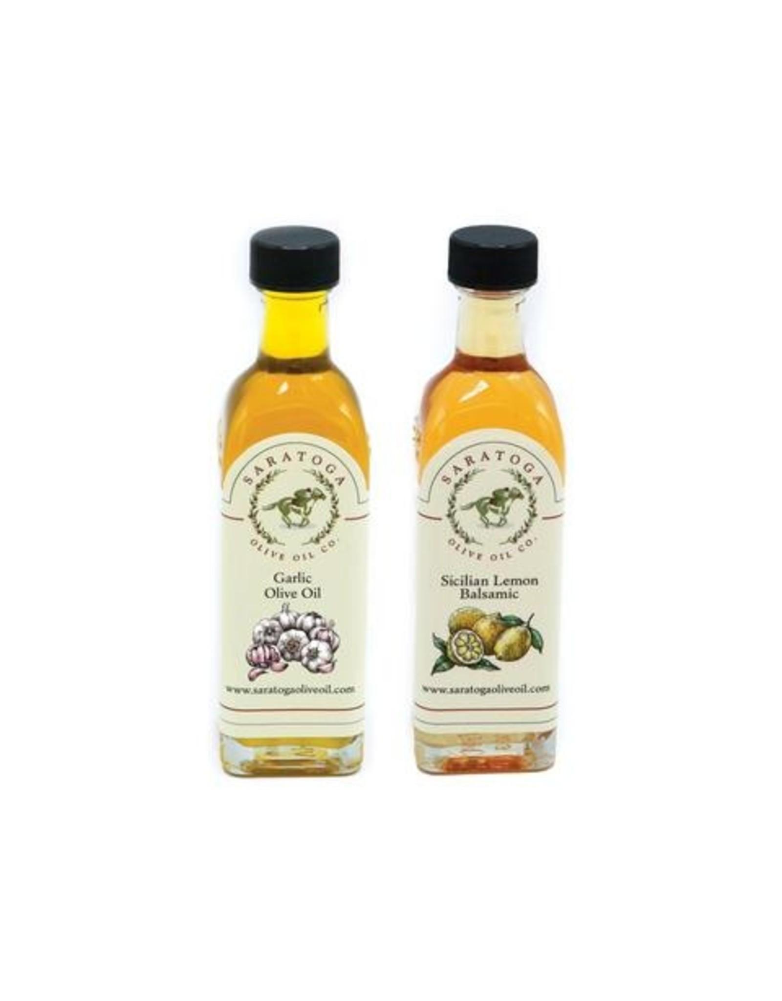 Saratoga Olive Oil Company Garlic Olive Oil