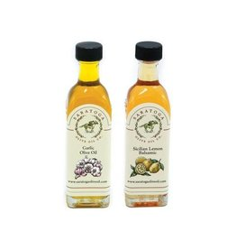 Saratoga Olive Oil Company Garlic Olive Oil