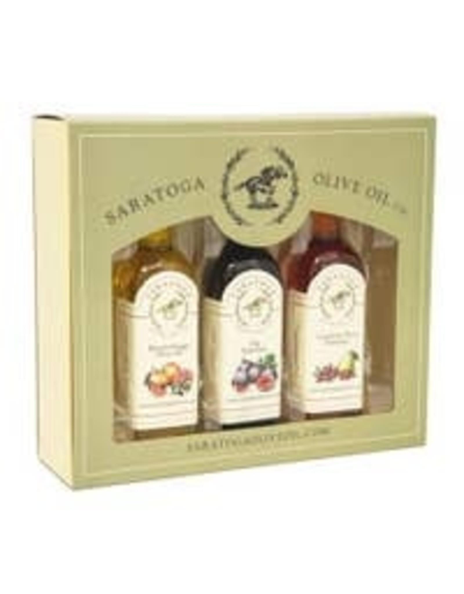 Saratoga Olive Oil Company Big Apple Collection