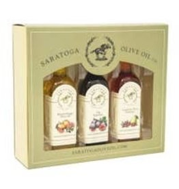 Saratoga Olive Oil Company Big Apple Collection