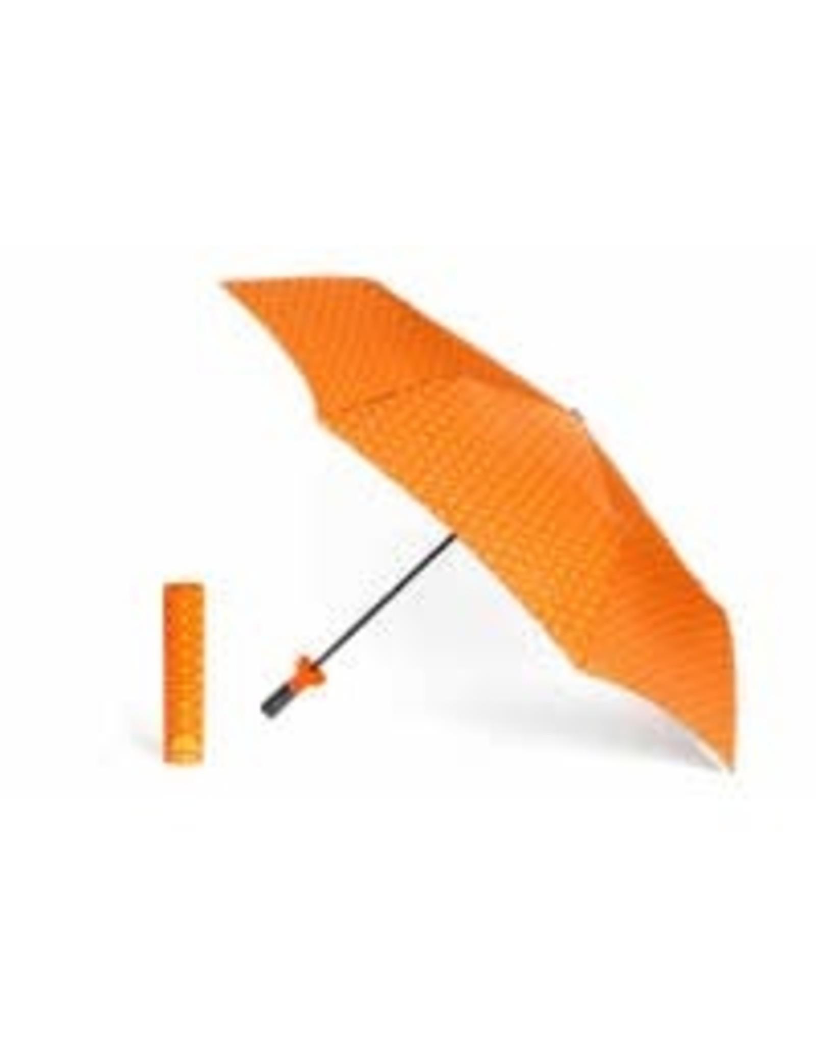 Botanical Orange Umbrella