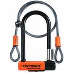 Kryptonite Kryptonite Evo Mini-7 U-Lock w/ cable
