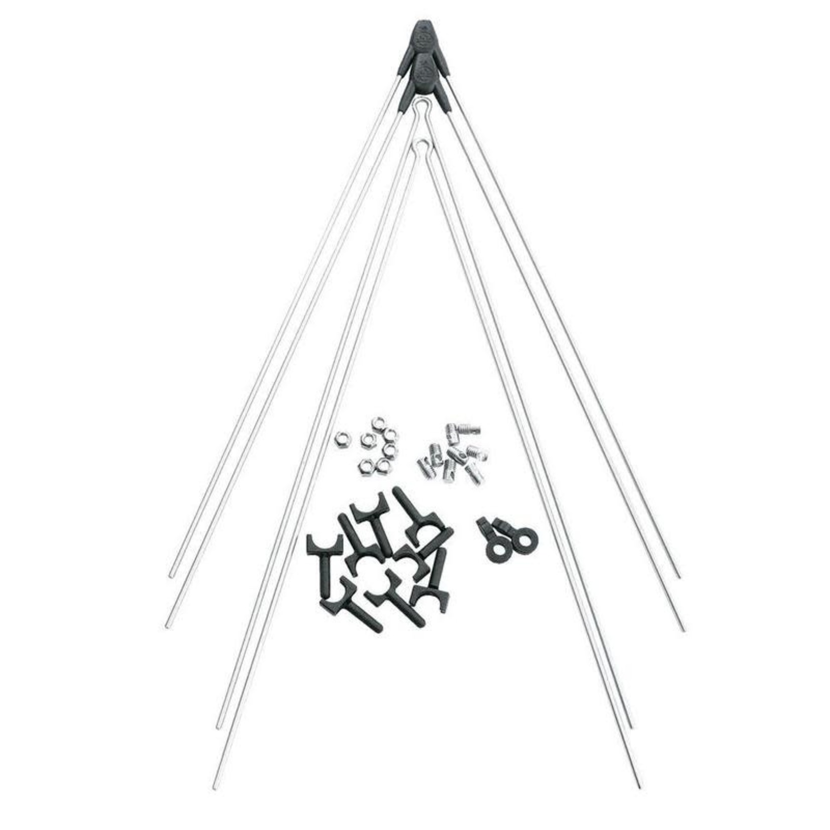 SKS SKS Xtra Long V-Stay Kit, 4 x 380mm