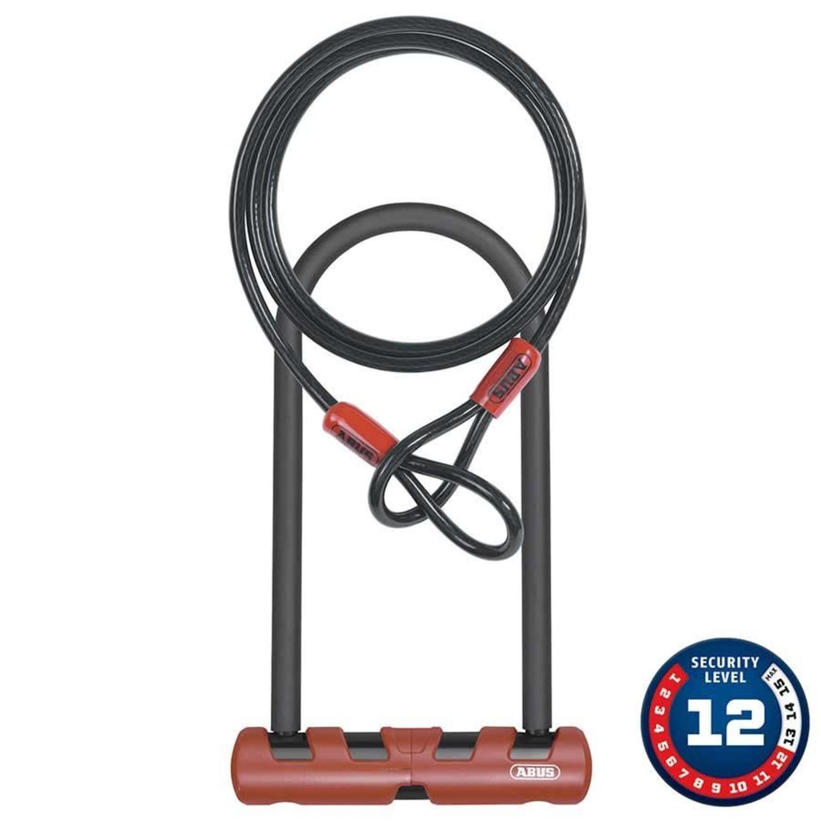 Abus Abus Ultimate 420 U-Lock w/ cable