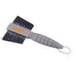 Ice Toolz Ice Toolz 2-Way Cleaning Brush