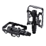 BBB BBB Dualforce Pedals, SPD/flat combo
