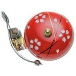 Crane Hand Painted Bell
