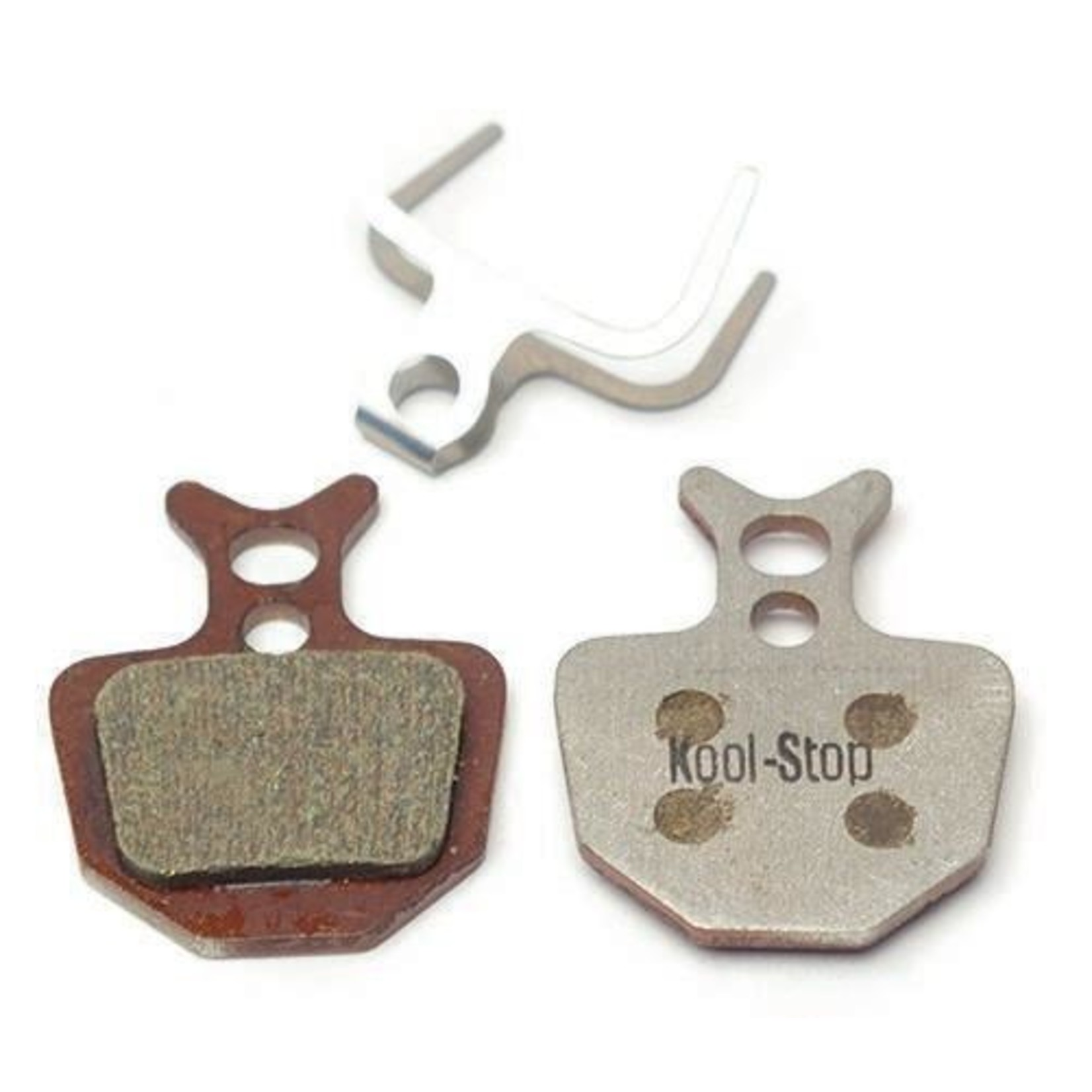 Kool-Stop Formula ORO Aluminum Plate Disc Brake Pads