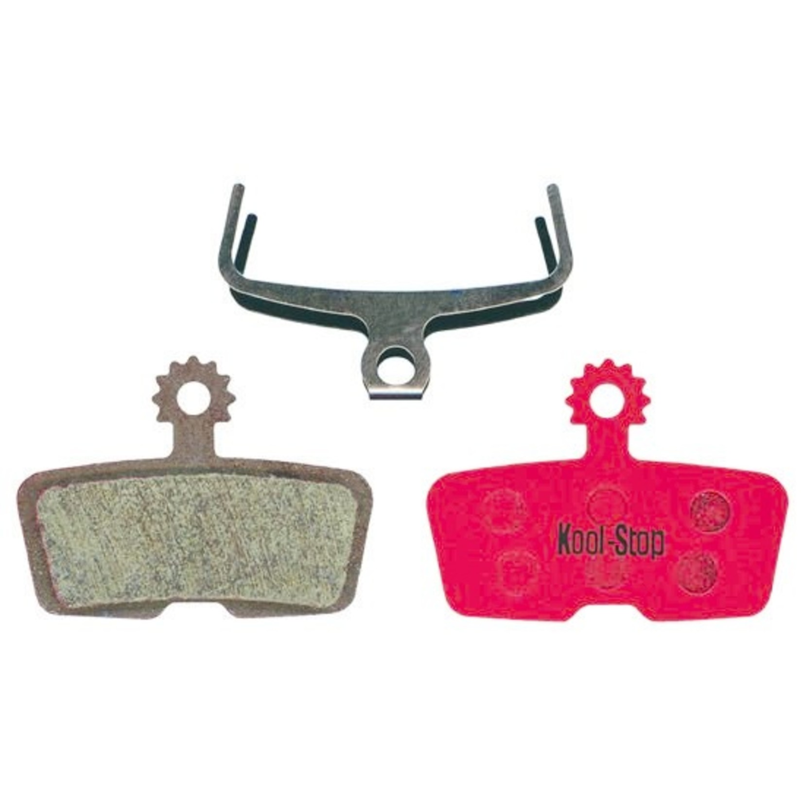 Kool Stop Kool-Stop Avid Code R Steel Plate Disc Pads