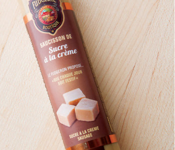 Saucisson Sucre à la crème