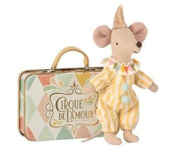 Souris Clown valise