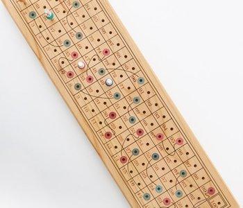 Jeux serpents échelles en bois