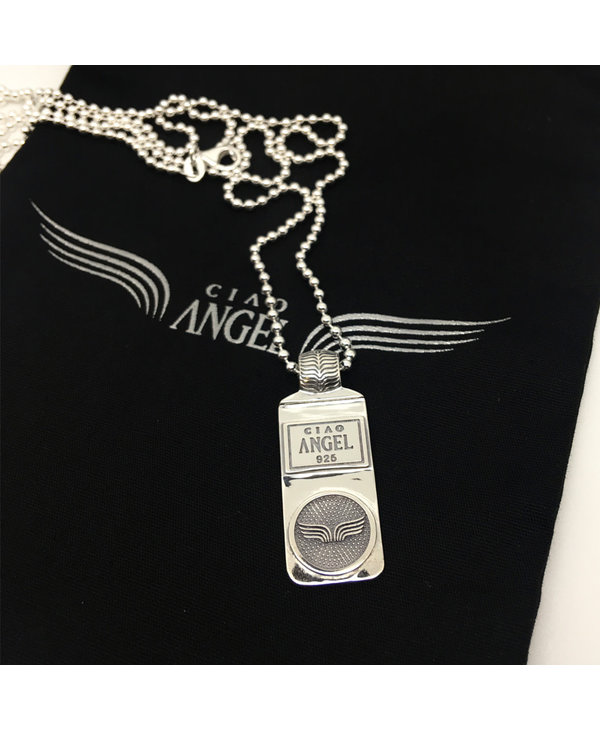 Collier Tag Ciao Angel